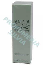 Acqua di Gio Body Lotion