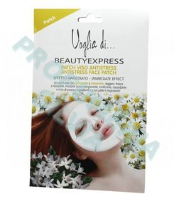 BEAUTY EXPRESS Patch Face Stress Chamomile and Jasmine