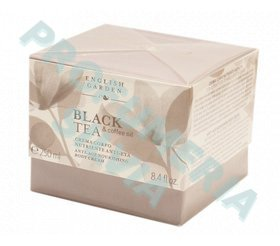 Black Tea Body Lotion Nourishing Anti-Et