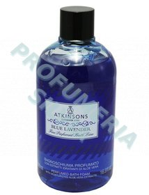 Blue Lavender Scented Bath Foam