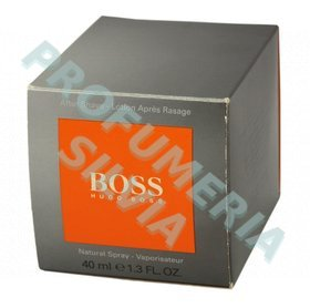 Boss In Motion After Shave Lotion spray