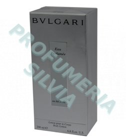 Bulgari Au Thé Blanc Eau Parfumee Body Lotion 200ml