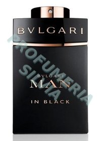 Bulgari Man In Black