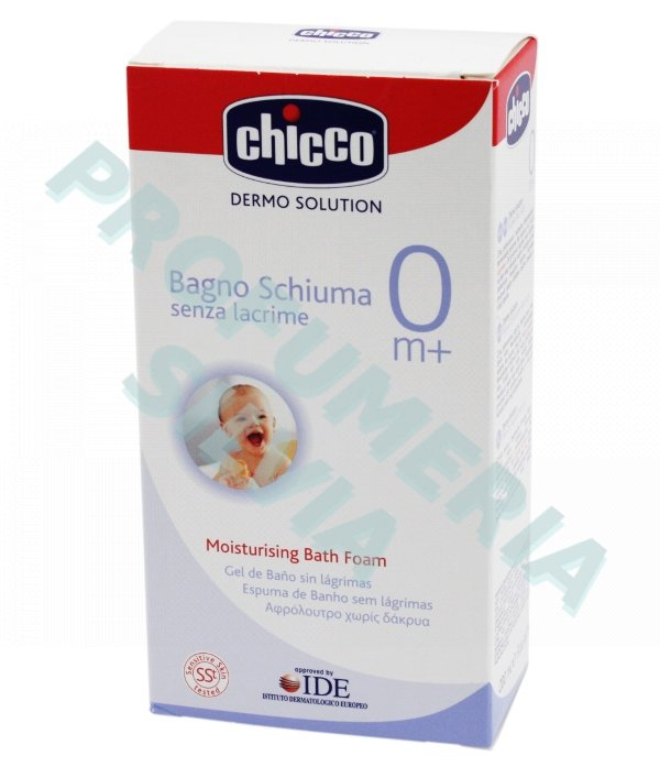 CHICCO Bath Foam Without Tears Chicco Hygiene and body care