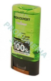 CLEAN POWER Gel Doccia Citrus Wood 100%