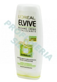 Elvive Crema Revitalizante Citrus.Cr Acondicionador