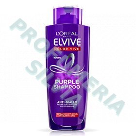 Elvive Color-Vive Purple Shampoo Anti-Giallo