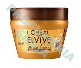 Elvive Extraordinary Oil Nourishing Mask