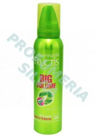 Fructis Body & Volume Volumizing Mousse