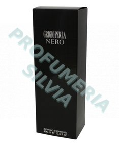 Grigioperla Black Bath & Shower Gel