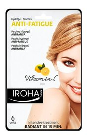 IROHA NATURE Anti-Fatigue Patches Hydrogel Occhi