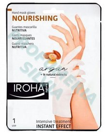 IROHA NATURE Nourishing Hand Mask Gloves