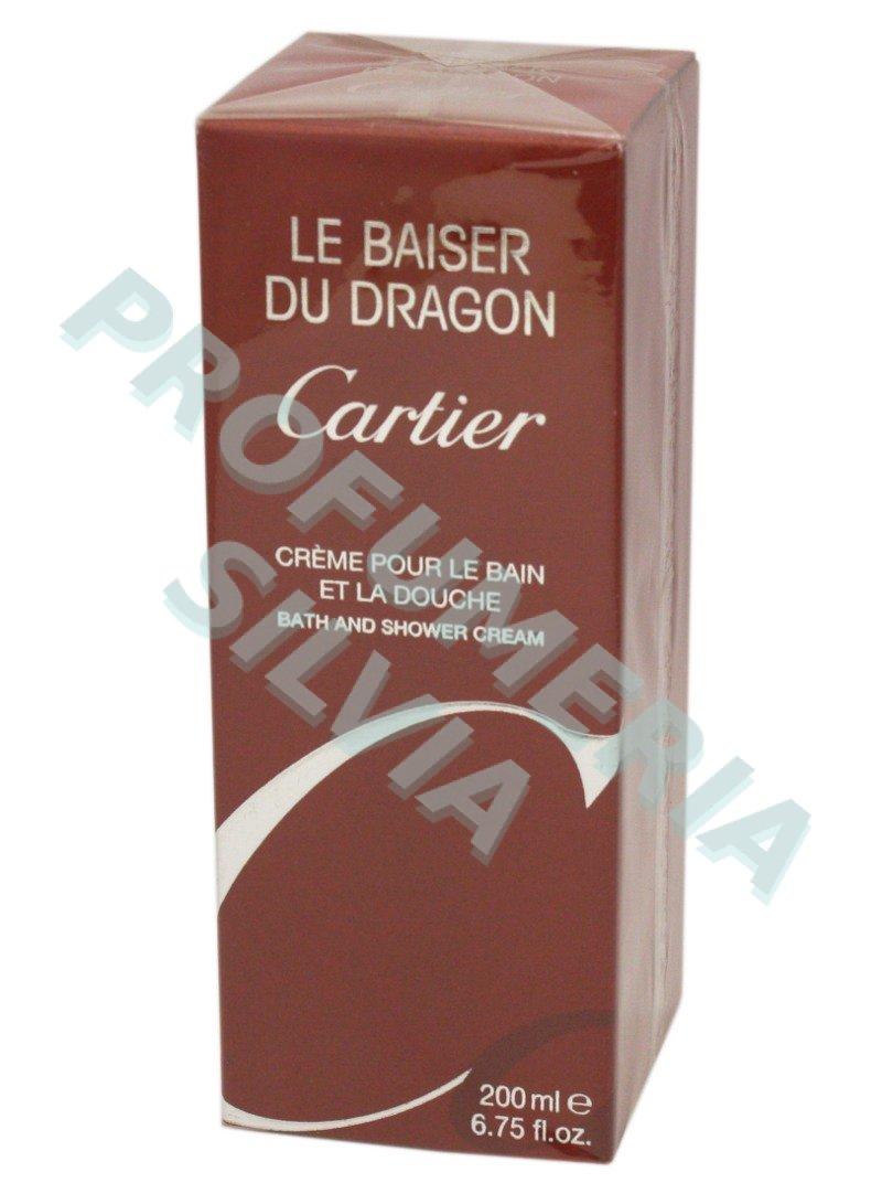 Le Baiser Du Dragon Et La Creme Pour Le Bain Douche