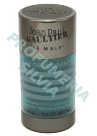 Le Male Deodorant Stick Alcohol Sans
