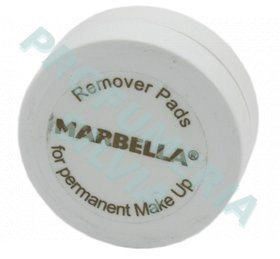 MARBELLA Make-up Remover Pads