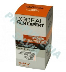 Men Expert Hydra Energetic crema hidratante anti-fatiga a largo plazo