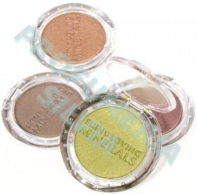 Natural Mineral Eyeshadow MEC Drama