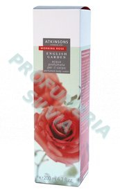 Morning Rose scented water for the body spray 200ml