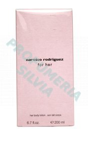 Narciso Rodriguez For Her Body Milk 200ml