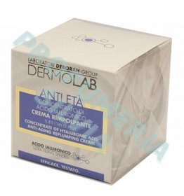 NEW DERMOLAB Anti Et Concentrated Hyaluronic Acid Plumping Cream