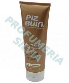 Piz Buin Self Tanning Tinted Lotion 125ml