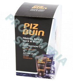 Piz Buin Travel Sizes Face&Body Kit x