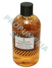Sandalwood Perfumed Bath Foam