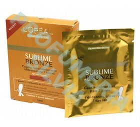 SUBLIME BRONZE Self-Tanning Body Glove 7 Days