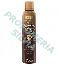 Tattoo Protection Spray Invisibile SPF 50+