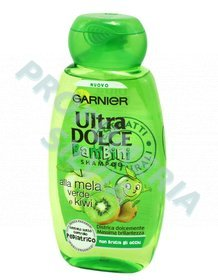 ULTRA Niños DULCE Green Apple Shampoo y Kiwi