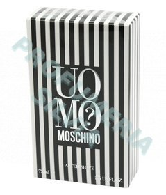 El hombre? Moschino After Shave Lotion