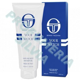 Your Match Hair and Body Shower Gel