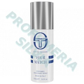 Your Match Perfumed Deodorant Spray